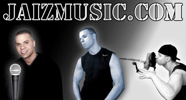 JaizMusic.com Header